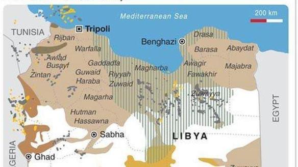 Libia. Internacionalismo proletario frente a apoyo a bandos capitalistas. - Página 2 Libia_tribus