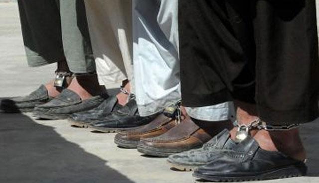 Taliban-prisoners