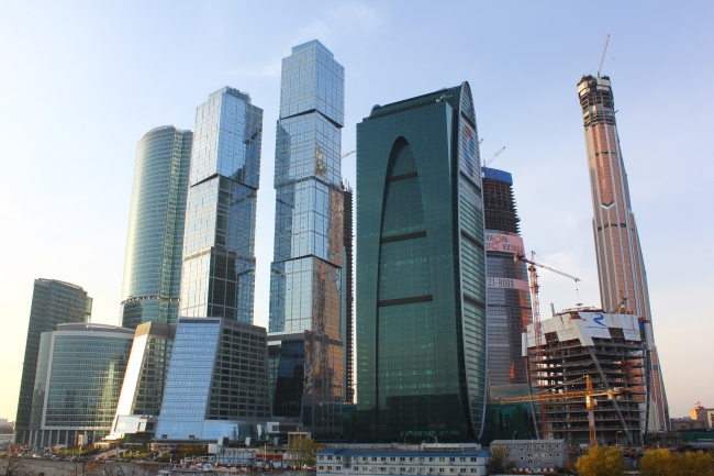 Moscow_bussines_center