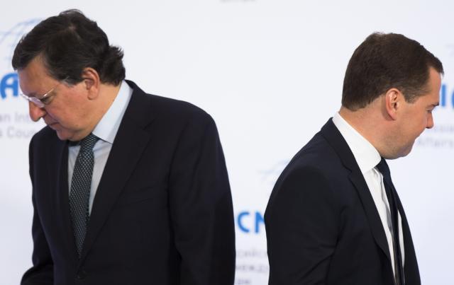 Barroso & Medvedev
