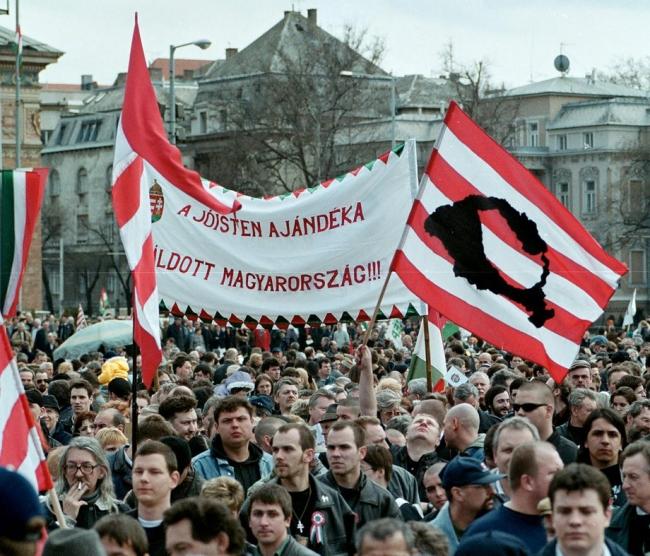 Hungary_panmagyarism