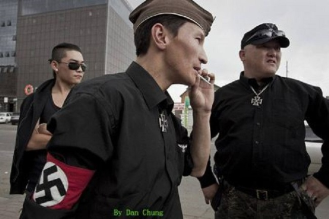 mongol-fasist