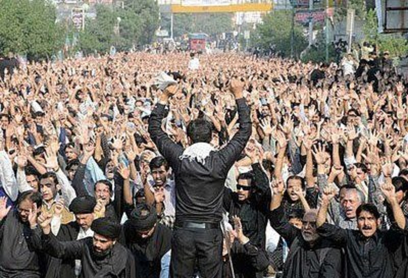 Comportamientos religiosos y sectarismo en el islam en - Tiempo en pakistan ...
