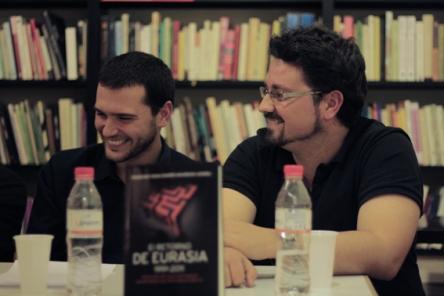 Carles y Dani